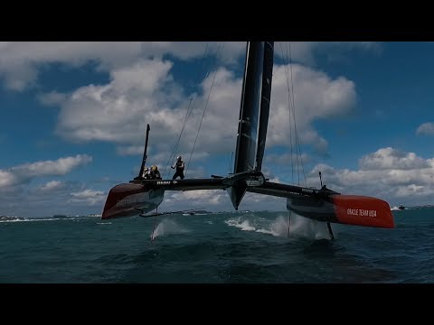 The Boats That Fly: A New World of Sailing