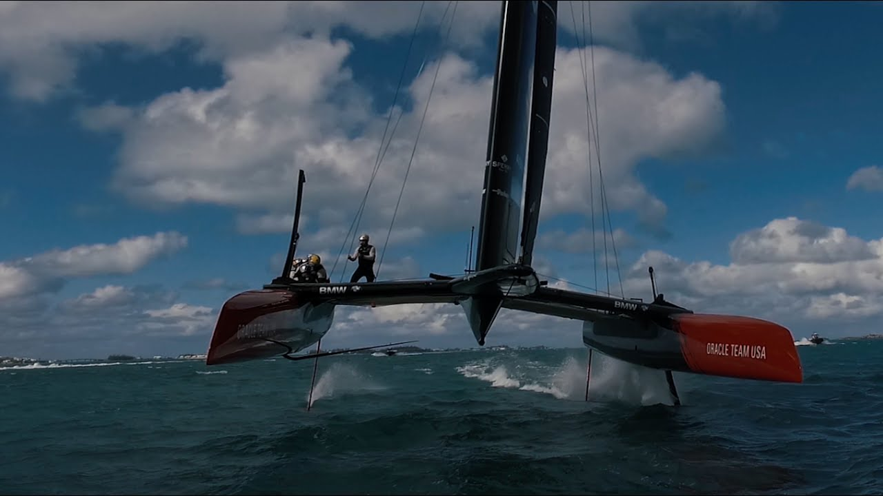 the boats that fly a new world of sailing youtube