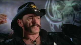 Ace Of Spades DVD - Extra - Lemmy Leaves Hawkwind - Full Story
