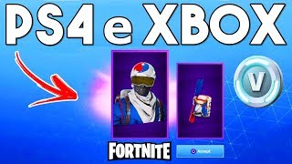 KOREAN SKIN-FORTNITE PS4 and XBOX ONE