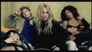 Britney Spears ft Madonna - Me Against The Music [1080pHD]