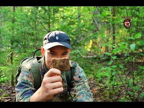 Коп по войне - Вдоль траншеи ( along the trench) / Searching with Metal Detector