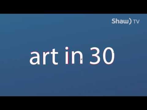 Art in 30 - Episode 1 - Happy Fairy House