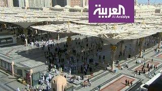 من الحرمين | توسعات المسجد النبوي لاستيعاب مليون و 600 ألف مصل