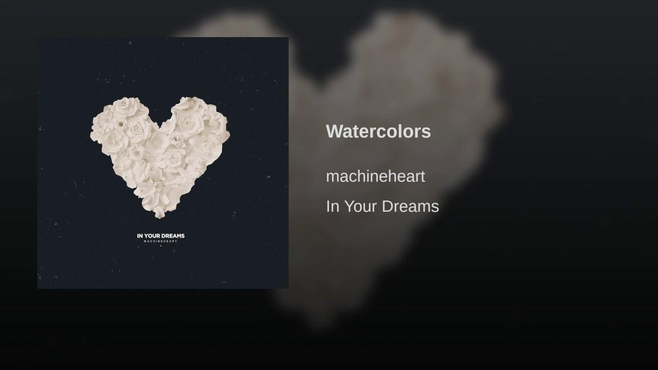 machineheart watercolors