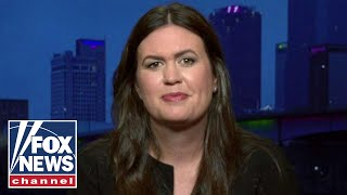 Sarah Sanders: Even the most staunch Dems realize how weak their field is