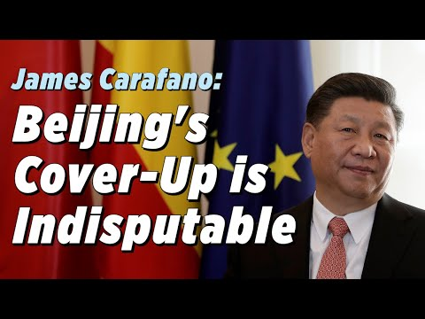 China's Lies About Coronavirus Are Clear & Indisputable   James Carafano to Seb Gorka