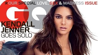 Kendall Jenner Lands 'GQ' Cover -- Is This Her Sexiest Yet?