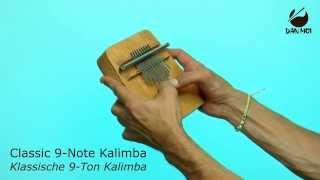 Hokema Classic 9-Note Kalimba