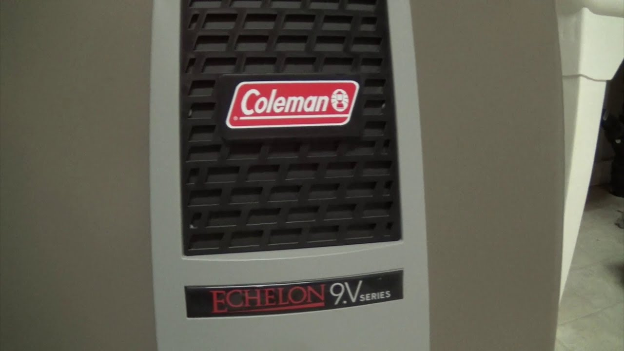 Coleman Echelon 9 v Limit Switch Open - Replace faulty Switch