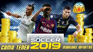 como conseguir monedas en dream league soccer 2019