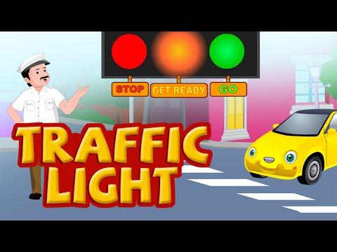 Traffic Light Nursery Rhymes for Children