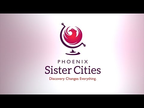 25th Anniversary Celebration of the Phoenix-Grenoble, France Sister Cities Relationship