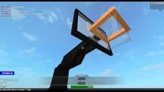 How to shoot 3pt, Free Throw, and layups with EBL in ROBLOX