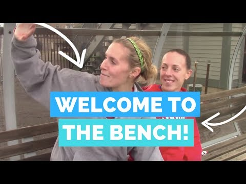 Athlete Code: Welcome To The Bench