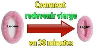 Comment redevenir vierge en 30 minutes - conseils