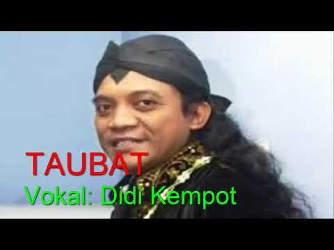 TAUBAT-Didi Kempot-Lagu Religi