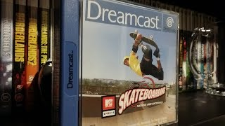 MTV Sports: Skateboarding  (feat. Andy Macdonald) on Dreamcast