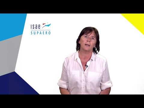 L'interview de Caroline Bérard Directrice des formations ingénieurs ISAE-SUPAERO