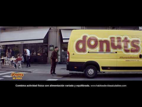 Donuts®, tu Momento Redondo