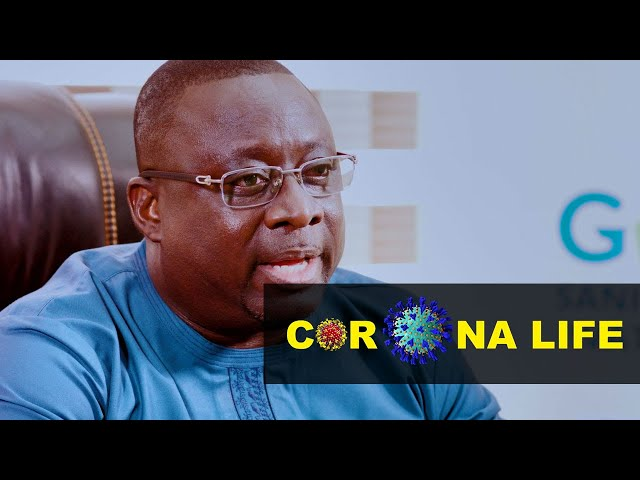Corona Life - Message by Mr. Ing. George Asiedu