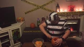 Flog cymraeg calan gaeaf - Welsh halloween vlog