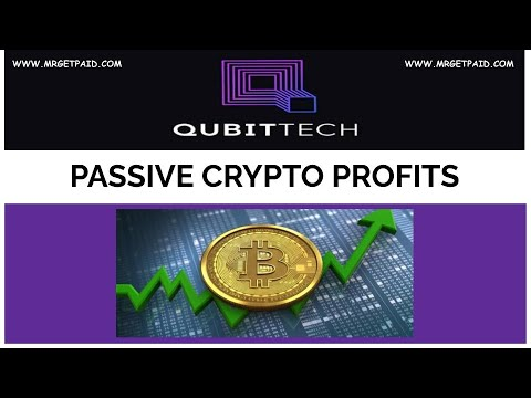 💰⏰QUBITTECH : PASSIVE CRYPTO PROFITS DAILY⏰💰|| WELCOMING ALL NEW CRYPTO INVESTORS