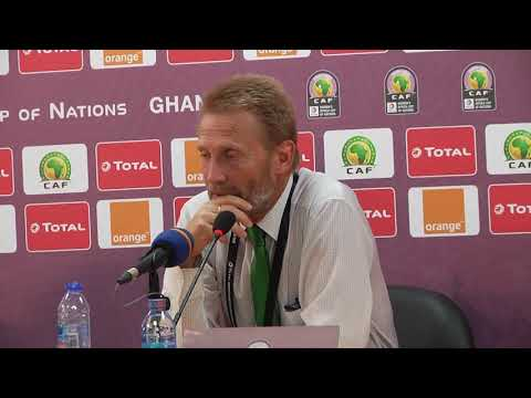Ndoko Joseph Brillant AND Thomas Dennerby post match press conference