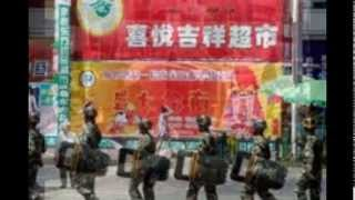 Riots in Xinjiang June 2013