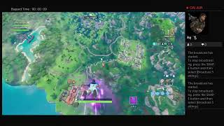 Playing fortnite with the bot KSO GUNNER