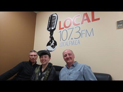 SJAC on LocalFM ca June 8, 2017