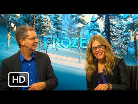 Frozen - Directors Chris Buck and Jennifer Lee interview | The Upcoming