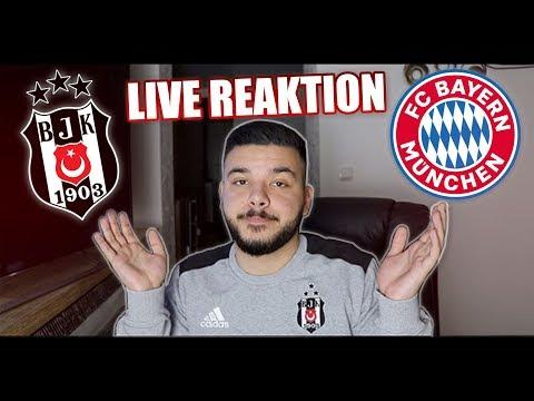 CanBroke | Besiktas - FC Bayern 1:3 | Champions League Live Reaktion