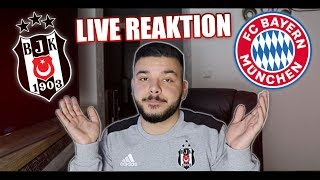 CanBroke | Besiktas - FC Bayern 1:3 | Champions League Live Reaktion