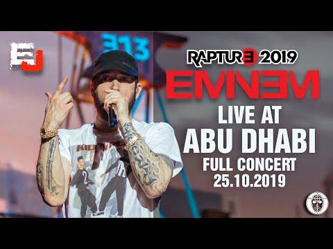 Eminem Live At Abu Dhabi (Full Concert, 25.10.2019)