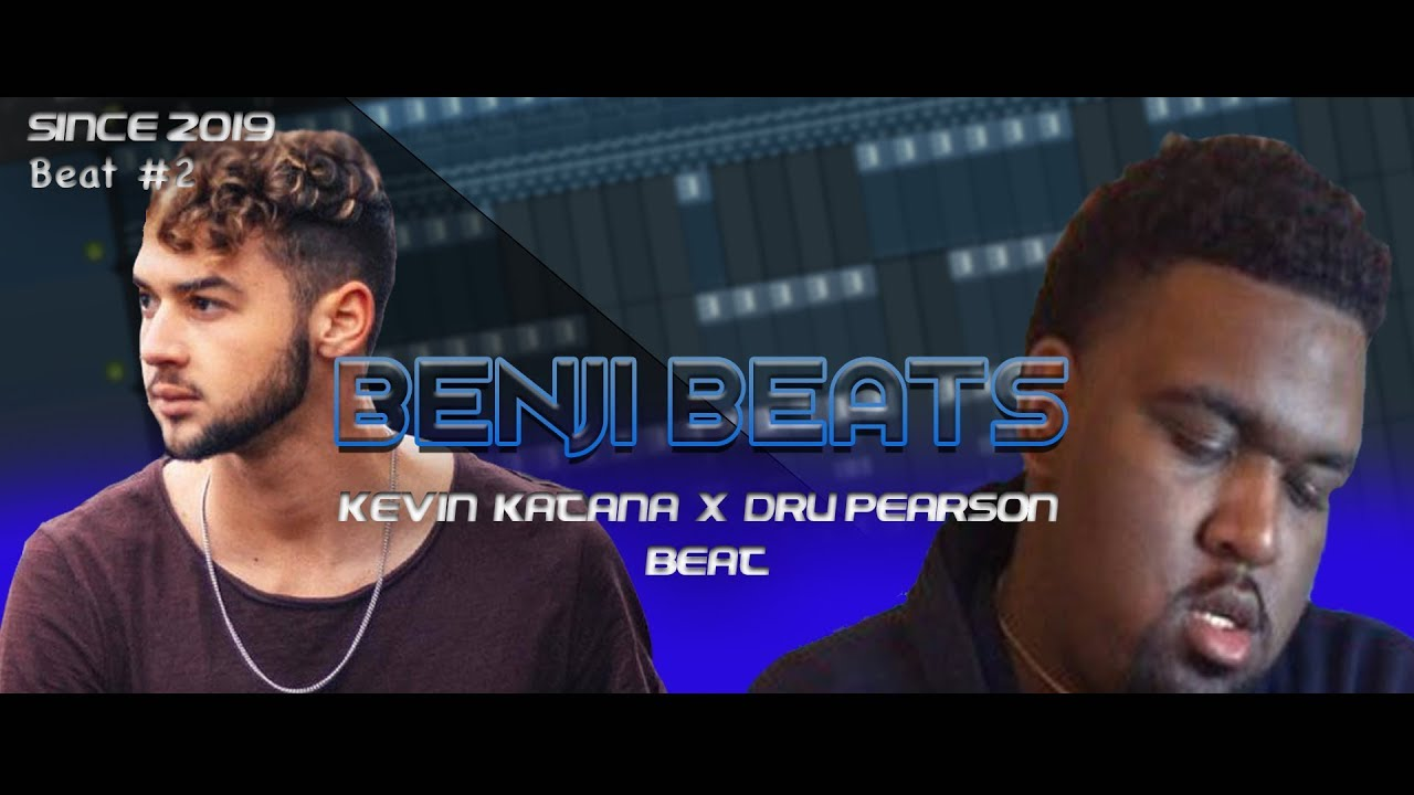 [UNTAGGED VERSION] Kevin Katana x Dru Pearson (Drup) Type Beat| prod   DOUBLE B