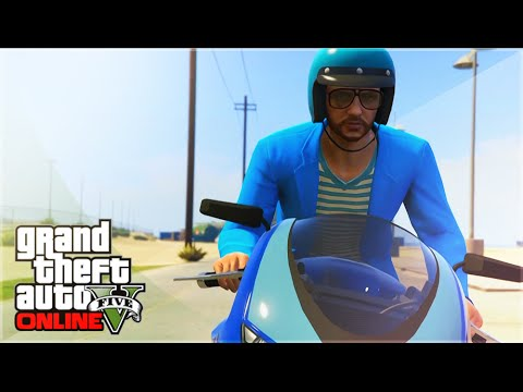BEST STUNTER IN GTA 5 ONLINE - Kwebbelkop vs Garrett (GTA 5 Funny Moments)
