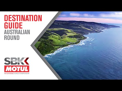 Destination Guide, Round 1, 24-26 FEB 🌏🇦🇺 #AUSWorldSBK