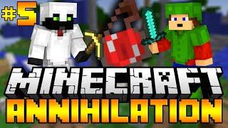 Minecraft Annihilation - Strenght Rush | Český Let