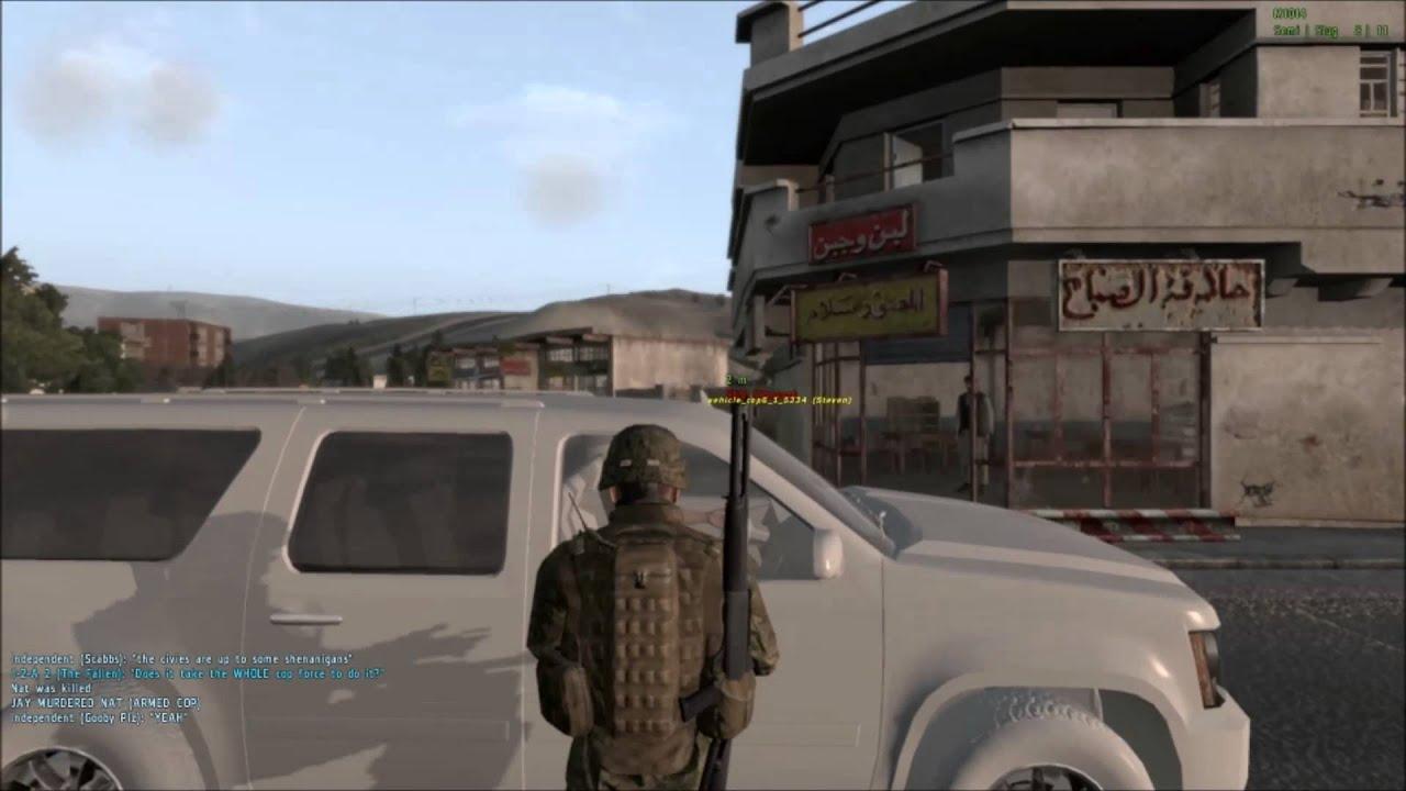 Arma 2 city life episode 1 - Revenge episodes season 3 episode 1