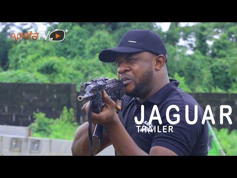 Download Odunlade Adekola And Murphy Afolabi In A Brutal Attack - Jaguar Yoruba Movie