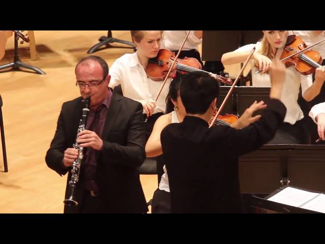 Claude Debussy Rhapsody for Clarinet and Orchestra (1909-10)