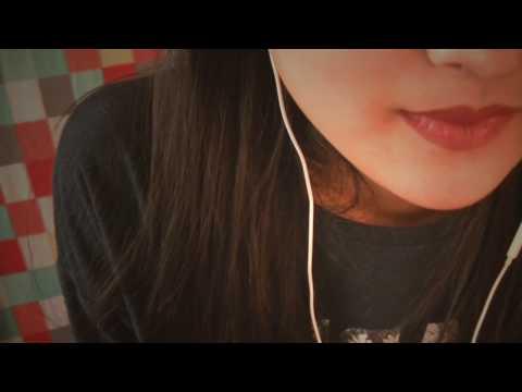 中文ASMR | Chitchat & A Curious Book | 闲聊,耳语,读书 | Mandarin Ear to Ear Whispering
