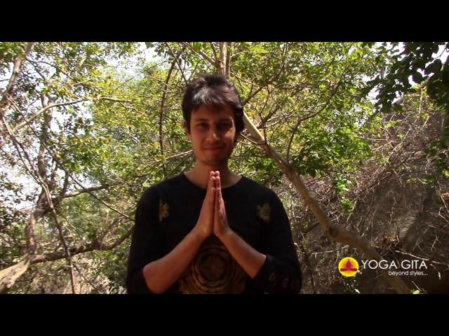 Yoga Gita testimonial by Tiago
