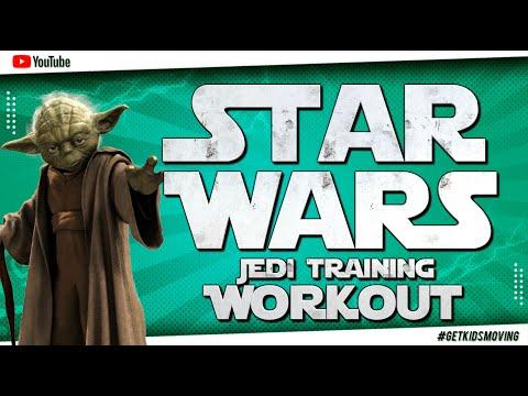 STAR WARS 'JEDI TRAINING' Workout (Dagobah System)