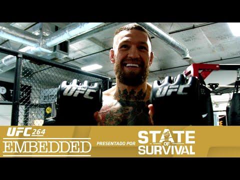UFC 264 Embedded Español: Episodio 4
