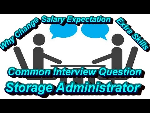 Most Common Interview Question And Answer For Storage Admin