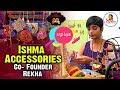 Ishma - Handcrafted Accessories Co- Founder Rekha Success Secret | Navya | Vanitha TV