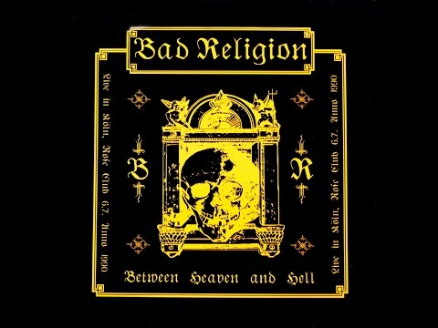 Bad Religion, Live @ the Rose Club, Cologne, Germany, 7/6/90