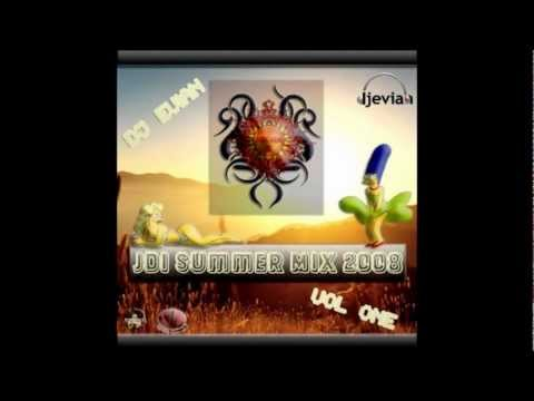 Dj Evian - JDI Summer Mix 2008 Vol 01